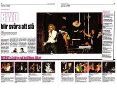 Motala Tidning den 23 februari 2008.
