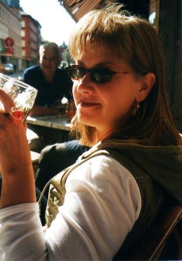 1998. En sommar på Sydsvenskan i Malmö avslutades med öl på fina gatan mitt i city.