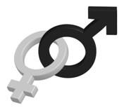 manligt och kvinnligt