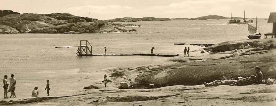 Fisketångens badplats