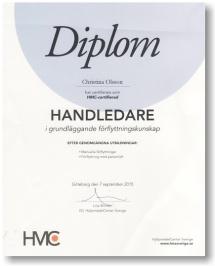 Diplom HMC-handledare