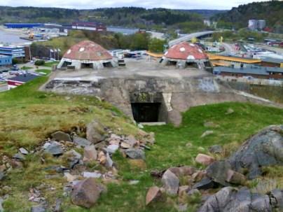 Skansbergets kupolvärn