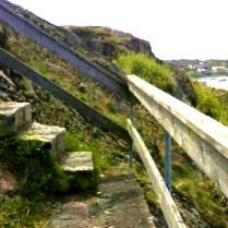 Stöberget trappa upp
