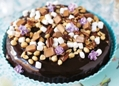rocky road-tårta