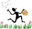 Dans på rosor