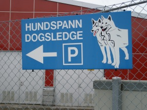 Parking for dogs