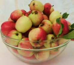 Pallade äpplen