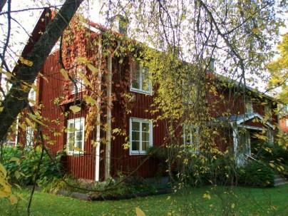 Sikfors Herrgård sidobyggnad