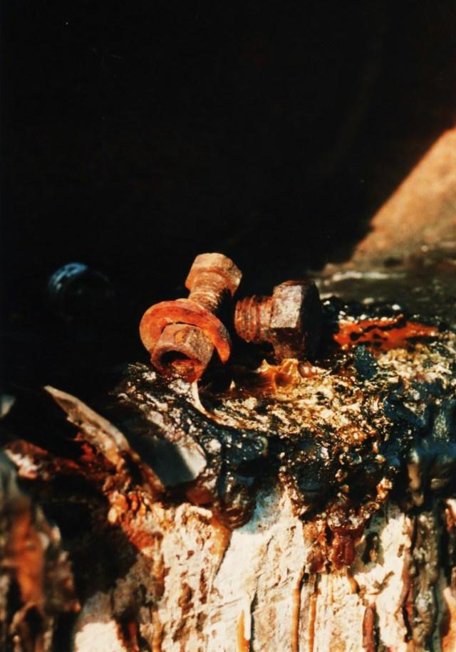 Kvarlevor från en varvsepok