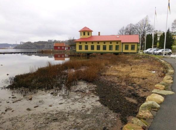 Vandrarhemmet Gustafsberg 2015-02-21