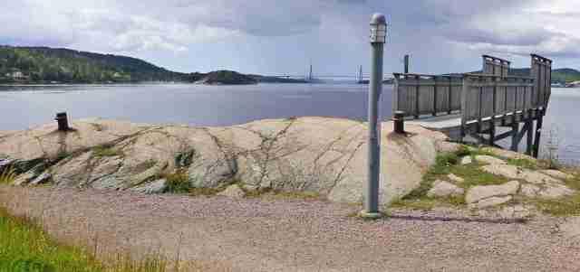 Badvattnet blev bättre med åren och Skeppsviken fick en renässans.