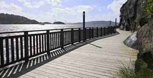 The Boardwalk in Uddevalla