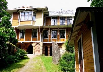Villa Elfkullen uppfart