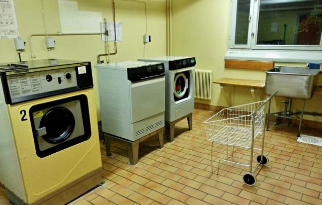 Tvättstuga rum 2