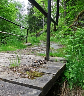 Vägen till Tureborgen