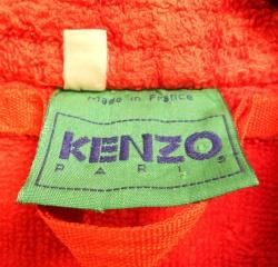 Kenzo - franskt märke som startades 1971 av japanska designern Kenzo Takada.